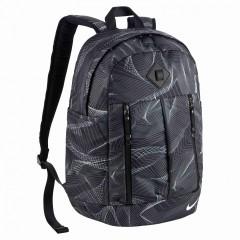 Dámský batoh Nike W NK AURA BKPK - AOP | BA5242-013 | Černá | MISC