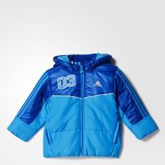 Dětská bunda adidas I J P BOY JKT | AB4665 | Modrá | 92