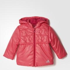 Dětská bunda adidas I J P GIRL JKT | AB4663 | Růžová | 104