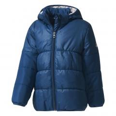Dětská Bunda adidas Performance LB PAD BOY JKT | CF1589 | Modrá | 122