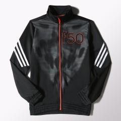Dětská bunda adidas YB F50 KN TTOP | S22079 | Černá | 152