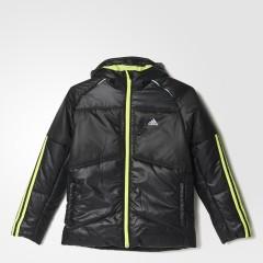 Dětská bunda adidas YB J P MIX JKT | AA8615 | Černá | 152