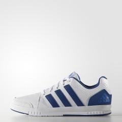 Dětská fitness obuv adidas LK Trainer 7 K 38 FTWWHT/EQTBLU/SHOBLU