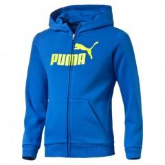 Dětská mikina Puma ESS No.1 FZ Hoody, FL Roy | 838723-13 | Modrá | 140