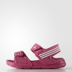 Dětská otevřená obuv adidas Akwah 9 I 26 EQTPIN/FTWWHT/EQTPIN
