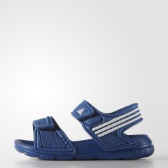 Dětská otevřená obuv adidas Akwah 9 I | S74680 | Modrá | 27