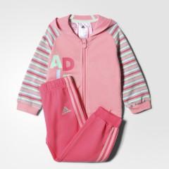 Dětská souprava adidas I J COLLEGIATE 80 SUPPOP/MULTCO