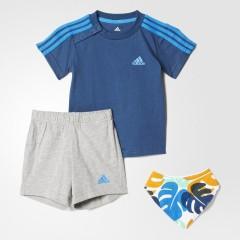 Dětská souprava adidas I SU GIFT PACK 86 MINBLU/SHOBLU
