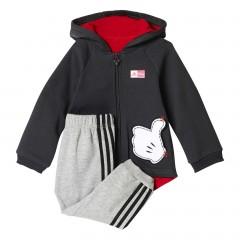 Dětská souprava adidas Performance INF DY MM JOG | CF1427 | Černá | 104