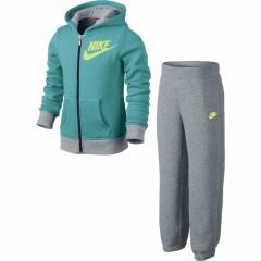 Dětská souprava Nike GFX BF CUFF WARM UP LK | 622098-388 | Tyrkysová | M