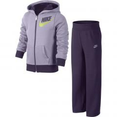 Dětská souprava Nike GFX FT CUFF WARM UP LK | 618173-521 | Fialová | L