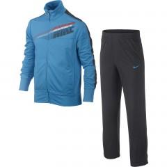 Dětská souprava Nike GFX T WARM UP YTH | 589008-447 | Modrá | L