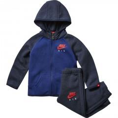 Dětská souprava Nike HBR BF TRACK SUIT-AIR INF | 728562-456 | Modrá | 12-18