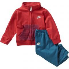 Dětská souprava Nike STRIPE J WARM-UP INF | 589869-659 | Červená | 12-18