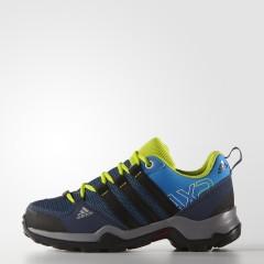 Dětská treková obuv adidas AX2 CP K 35,5 SHOBLU/CBLACK/SESOSL