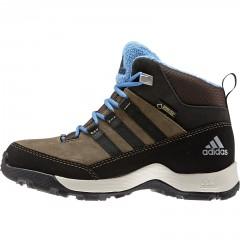 Dětská treková obuv adidas CW WINTER HIKER MID GTX K | B33262 | Hnědá | 37