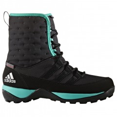 Dětská treková obuv adidas Performance CW LIBRIA PEARL CP K 36,5 CBLACK/CBLACK/SHKMIN