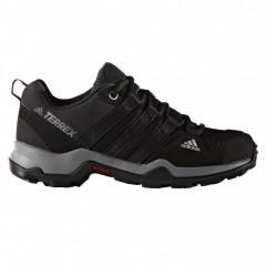 Dětská treková obuv adidas TERREX AX2R K 35,5 CBLACK/CBLACK/VISGRE