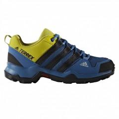 Dětská treková obuv adidas TERREX AX2R K | BB1936 | Modrá | 37