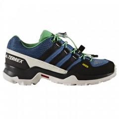 Dětská treková obuv adidas TERREX K 38,5 CORBLU/CBLACK/CWHITE