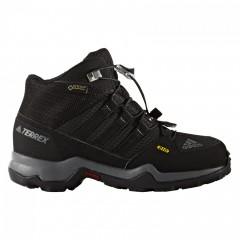 Dětská treková obuv adidas TERREX MID GTX K | BB1952 | Černá | 36,5