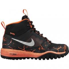 Dětská treková obuv Nike DUAL FUSION HILLS MID LAVA GS | 807621-008 | 36,5