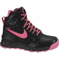 Dětská treková obuv Nike STASIS ACG (GS) 37,5 BLACK/HYPER PINK-WHITE