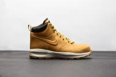 Dětská Zimní obuv Nike MANOA (GS) | AJ1280-700 | Hnědá, Béžová | 38