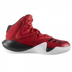 Dětské Basketbalové boty adidas Crazy Team K | BY3525 | Červená | 38