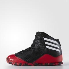 Dětské basketbalové boty adidas Performance NXT LVL SPD IV K 36 CBLACK/FTWWHT/SCARLE