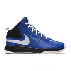 Dětské basketbalové boty Nike TEAM HUSTLE D 7 (GS) 38 GAME ROYAL/WHITE-BLACK