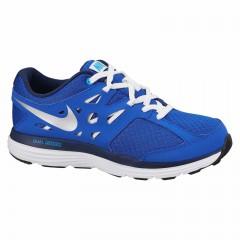 Dětské běžecké boty Nike DUAL FUSION LITE (GS) 40 LYN BL/MTLLC SLVR-BL LGN-MID N