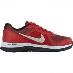 Dětské běžecké boty Nike DUAL FUSION X 2 (GS) 37,5 UNVRSTY RD/MTLLC SLVR-BLCK-WHT