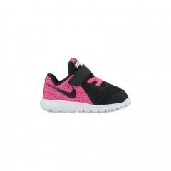 Dětské běžecké boty Nike FLEX EXPERIENCE 5 (TDV) | 844993-600 | Černá, Růžová | 23,5