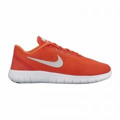 Dětské běžecké boty Nike FREE RN (GS) | 833989-800 | Oranžová | 38,5