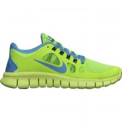 Dětské běžecké boty Nike Free | 580558-300 | 36