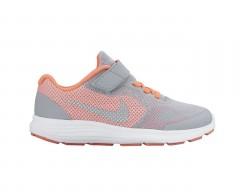 Dětské běžecké boty Nike REVOLUTION 3 (PSV) | 819417-800 | 30
