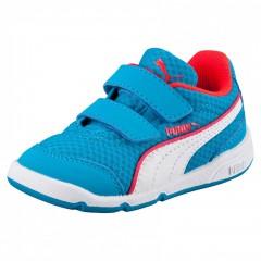 Dětské běžecké boty Puma Stepfleex Mesh V Inf atomic bl | 188597-01 | 25