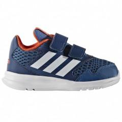 Dětské boty adidas AltaRun CF I   BA7429   Modrá   22