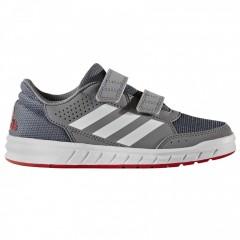 Dětské boty adidas AltaSport CF K | BA9533 | Šedá | 28
