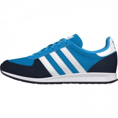 Dětské boty adidas Originals ADISTAR RACER J   M17108   Modrá   37