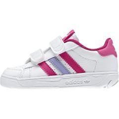 Dětské boty adidas Originals ALUMNO CF I   M25143   Bílá   25