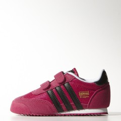Dětské boty adidas Originals DRAGON CF I | M17092 | Růžová | 24