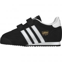 Dětské boty adidas Originals DRAGON CF I   AF6269   Černá   25