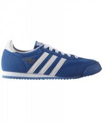 Dětské boty adidas Originals DRAGON J   D67715   Modrá   38