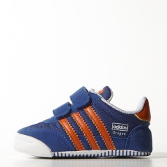 Dětské boty adidas Originals Dragon L2W Crib | M19261 | Modrá | 21