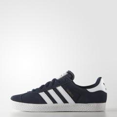 Dětské boty adidas Originals GAZELLE 2 J | B24620 | Modrá | 36,5