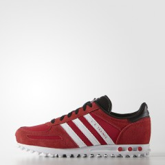 Dětské boty adidas Originals LA TRAINER K   B25693   Červená   38