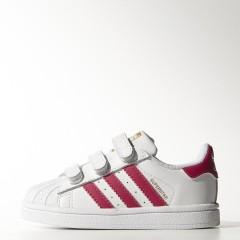 Dětské boty adidas Originals SUPERSTAR FOUNDATION CF I | B23639 | Bílá | 24