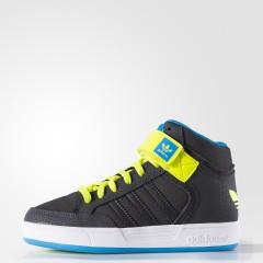 Dětské boty adidas Originals VARIAL MID J | D68704 | Černá | 38